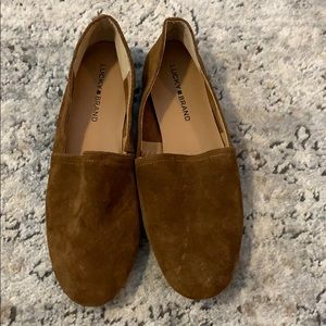 Lucky Brand Women Leather Shoes